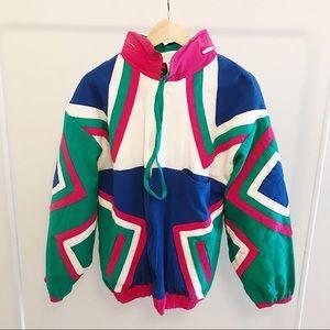 Rare vintage reversible jacket.
